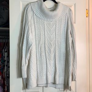 C.J. Banks knit sweater